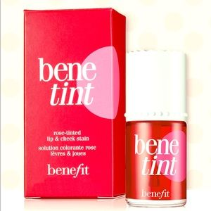New in box full size benetint lip and cheek stain